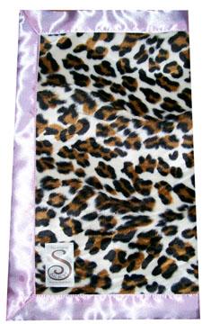 Cheetah Classic Silky Blanket