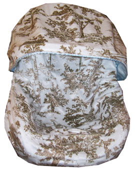 Paradise toile Car Seat Cover Sale