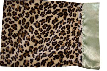 Cheetah Toddler Pillow Case