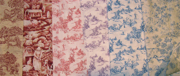 Travel Silkys in Toile Collections Click to see more