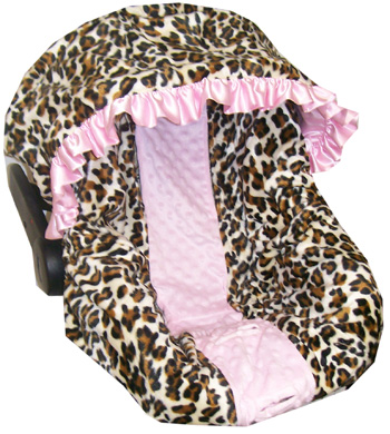 Custom Infant Carseat Cover