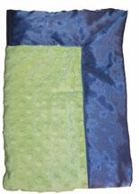 Custom Minky  Classic Silky Blanket