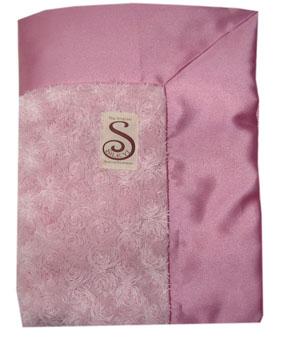 Pink Fuzzy Travel Silky