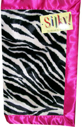 Custom Classic Animal Print Silky Blanket